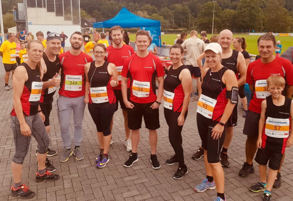 Läufer Team Gerstaecker 2018
