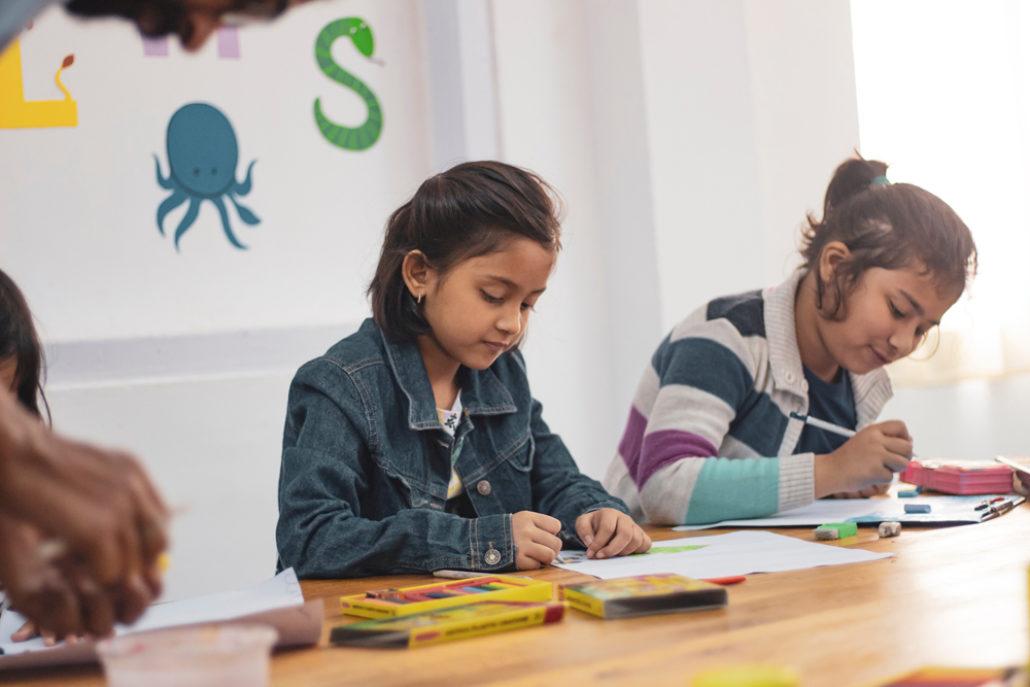 Malen In Der Grundschule Fördert Kognitive Arbeit