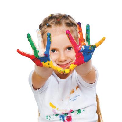 71501 Universal Farbkonzentrat  Kind Beispiel