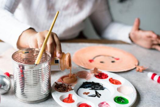 Malen Und Basteln Mit Kindern Im Grundschulalter