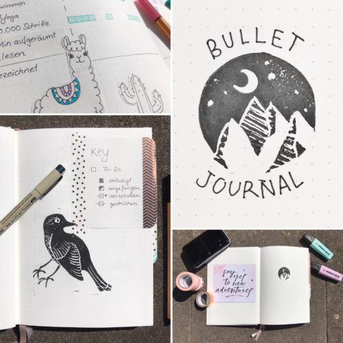 Ratgeber: Bullet Journal Magazin