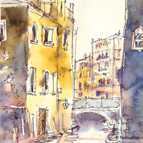 Urban Sketching Blog Vorschau